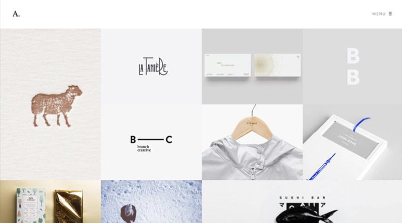 Portfolio Air WordPress Theme