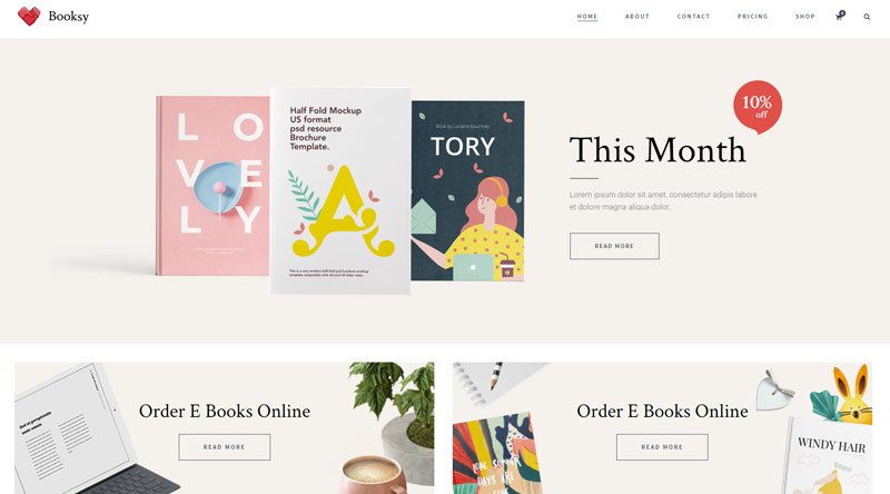 Bridge Publishing WordPress Themes