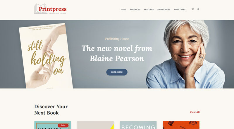 Printpress Publishing WordPress Themes