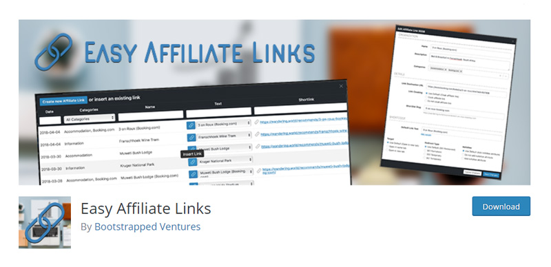 Easy Affiliate Links