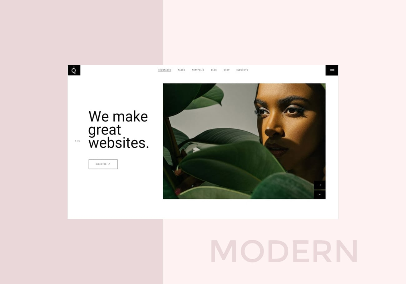 Modern WordPress Themes for Any Niche