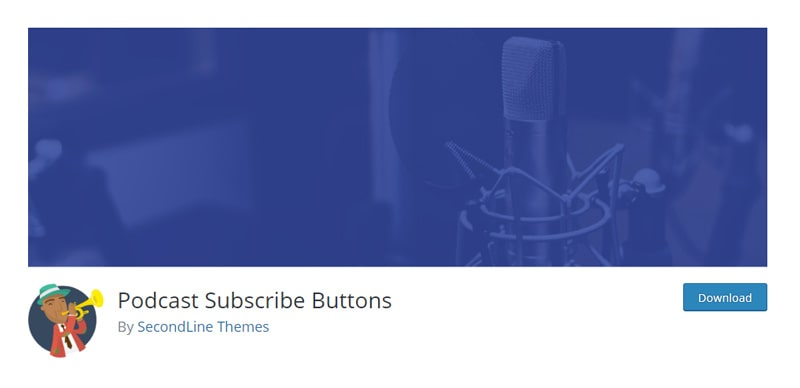 Podcast Subscribe Buttons
