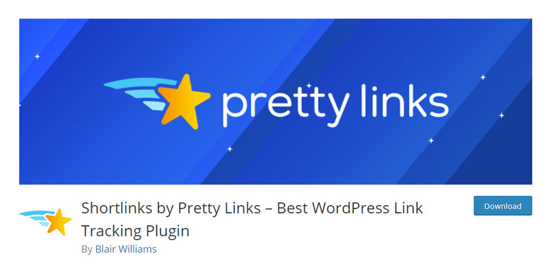 Shortlinks by Pretty Links