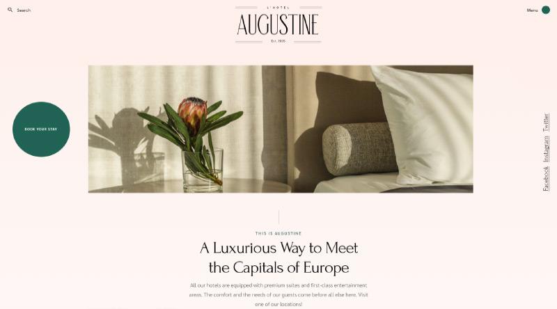 Augustine WordPress Theme