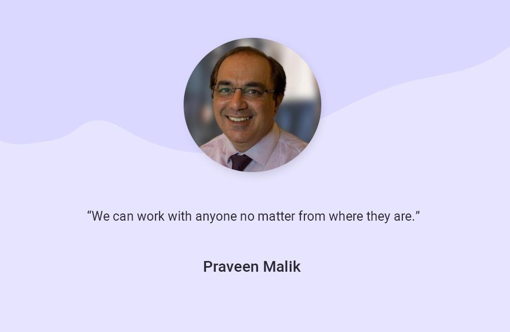 Praveen Malik