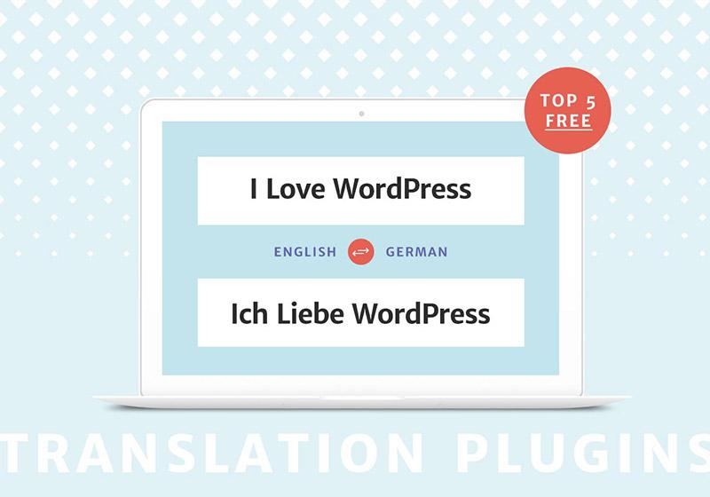 Translation Plugins for Multilingual Websites