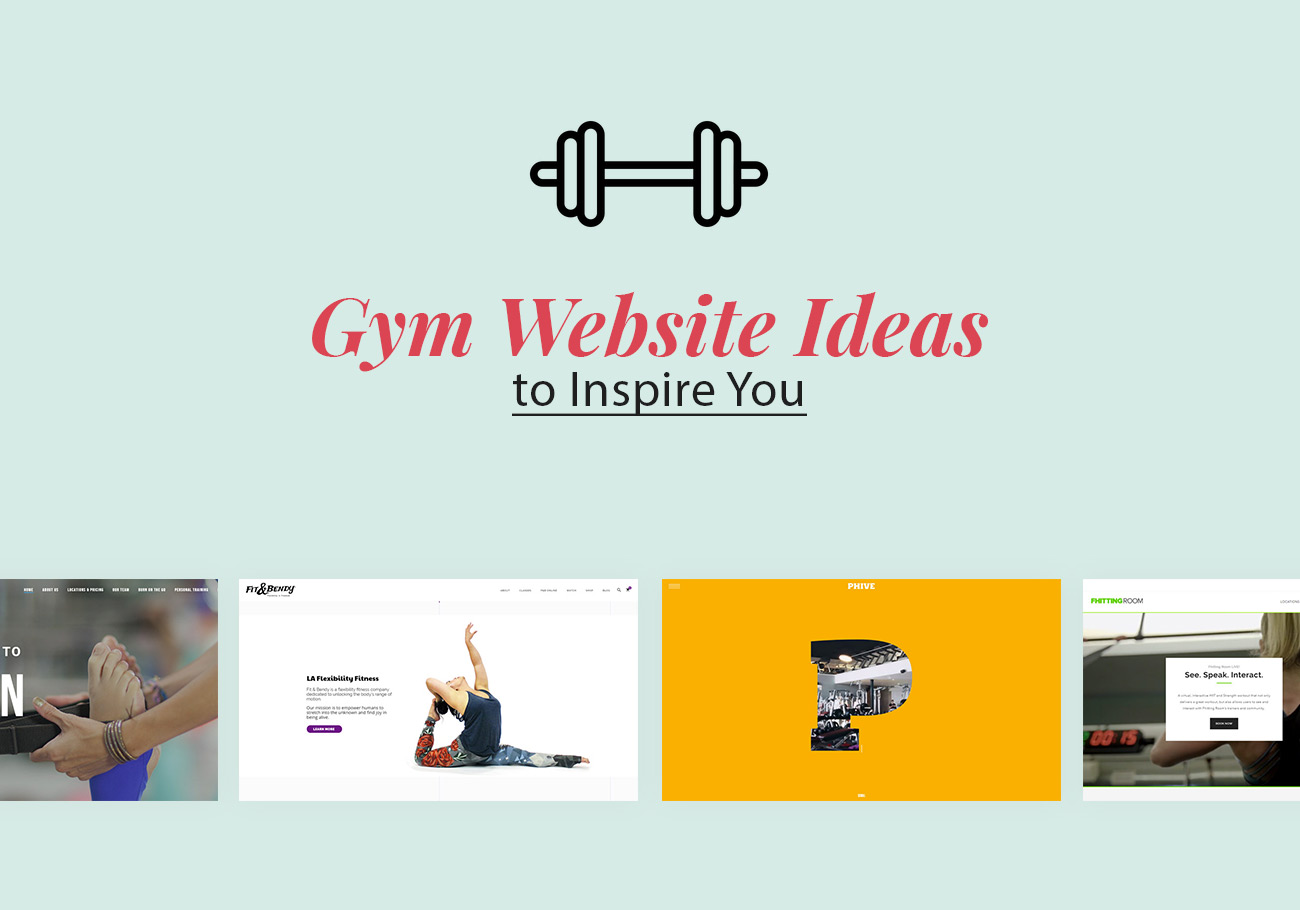 Gym Websites