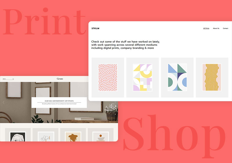 Top Gems Among Print Shop WordPress Themes