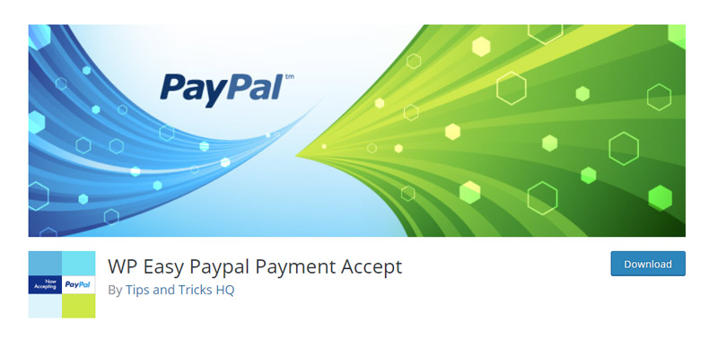 5+ WordPress PayPal Plugins that Make Accepting Payments Easier 3
