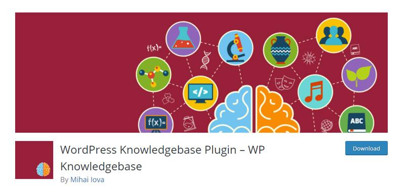 WordPress Knowledgebase Plugin