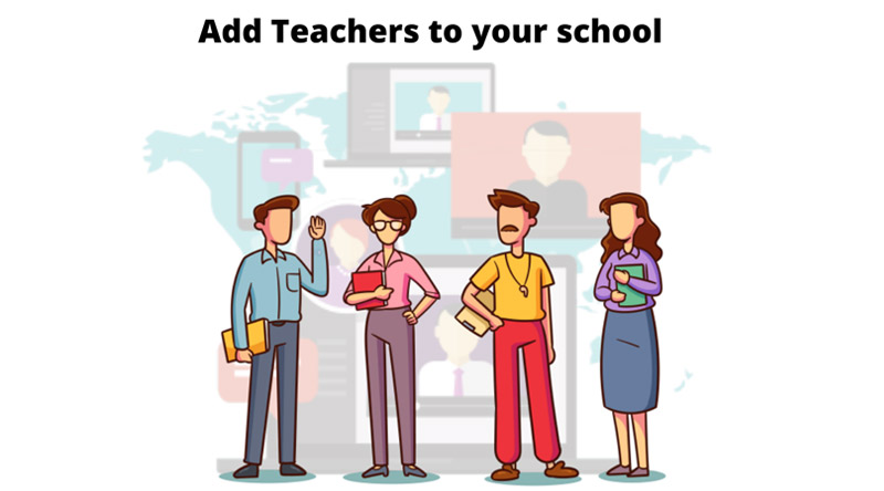 Adding Teachers/Instructors to Create a School-Like Environment