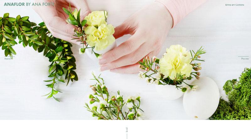 Ana Flower by Ana Forte