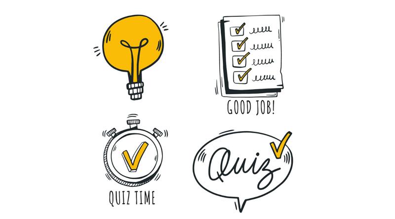 Evaluating Quiz Performance to Measure Student Progress