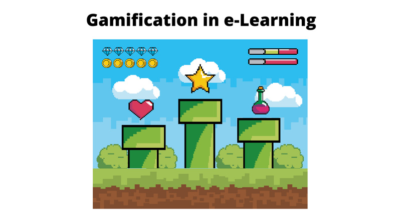 Keeping Students Engaged in Courses With H5P and Gamification Options