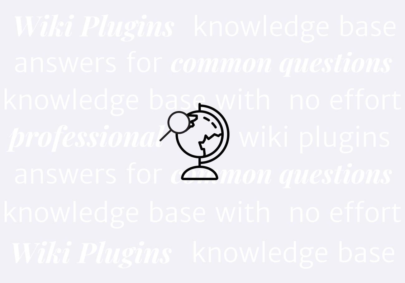 Professional WordPress Wiki Plugins Worth Trying