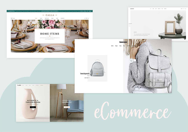 Trendy eCommerce Themes