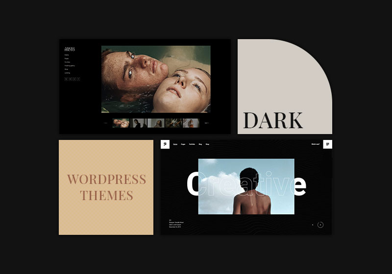 Dark WordPress Themes for Elegant Impression