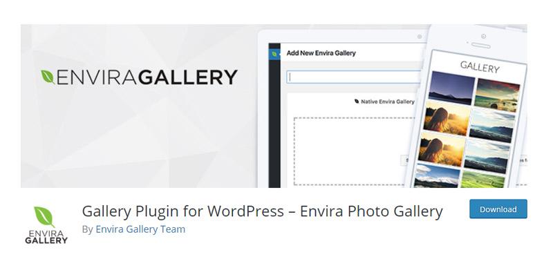 Gallery Plugin for WordPress Envira