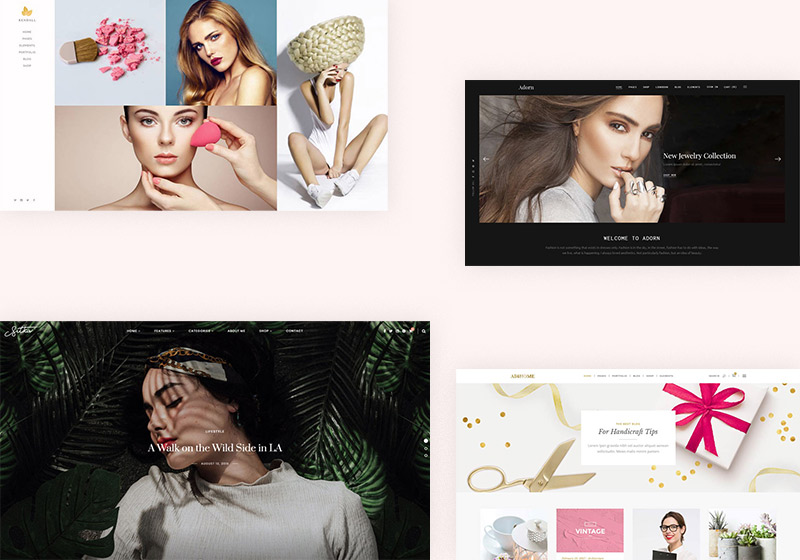 Impressive Luxury WordPress Themes