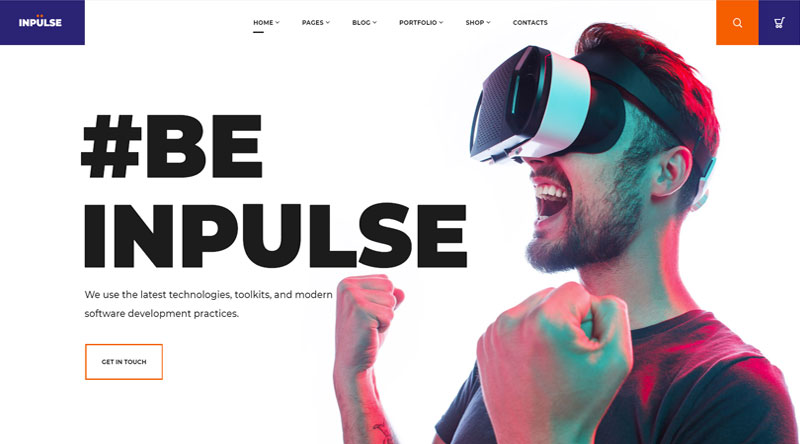 InPulse WordPress Theme
