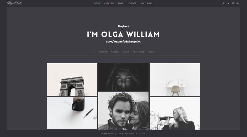 Milano WordPress Theme