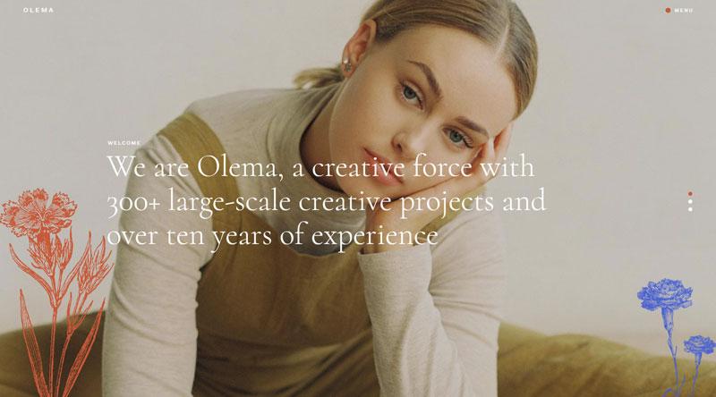 Olema WordPress Theme
