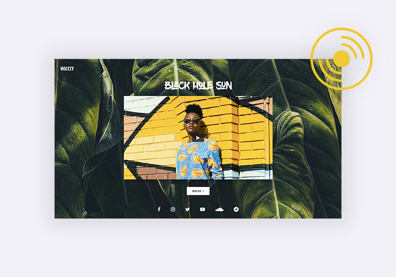 Stunning Record Label WordPress Themes