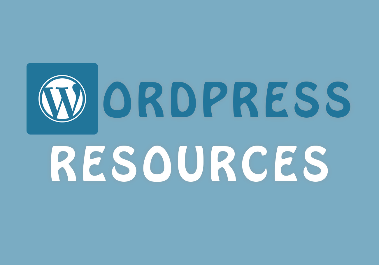 Top WordPress Resources in One Place