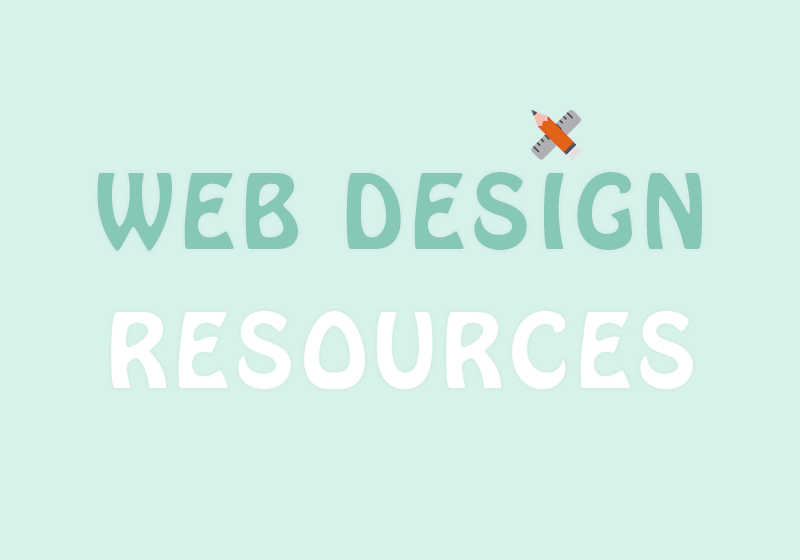 Most Useful Web Design Resources in One Place