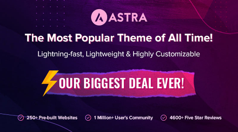 Astra discount