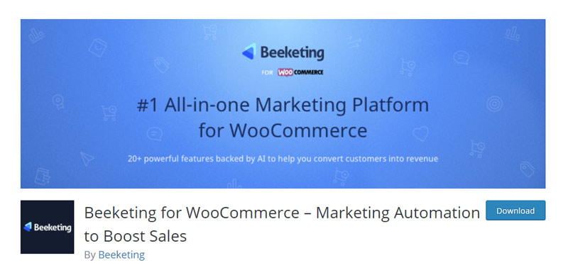 Beeketing for WooCommerceles