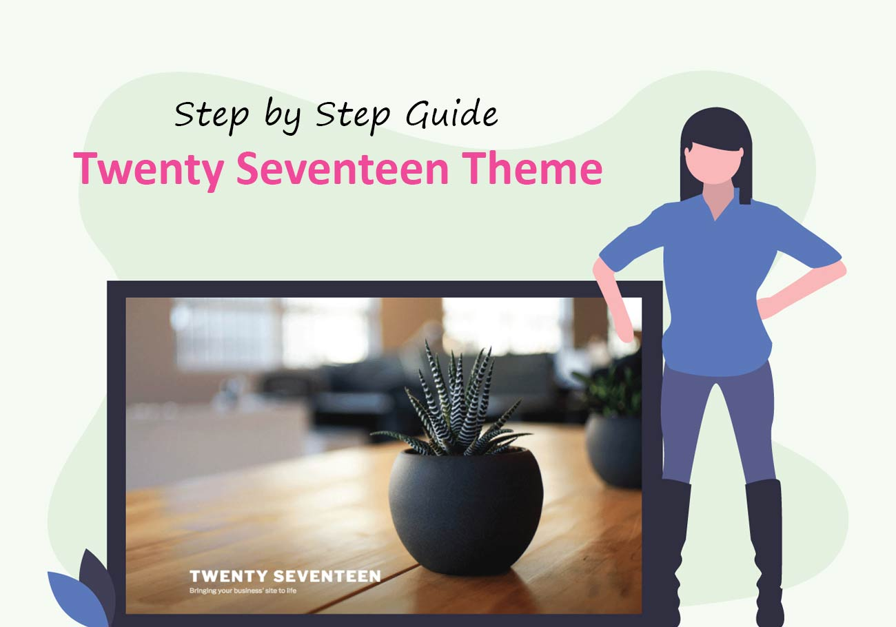 How to Make a Website With the Twenty Seventeen Theme