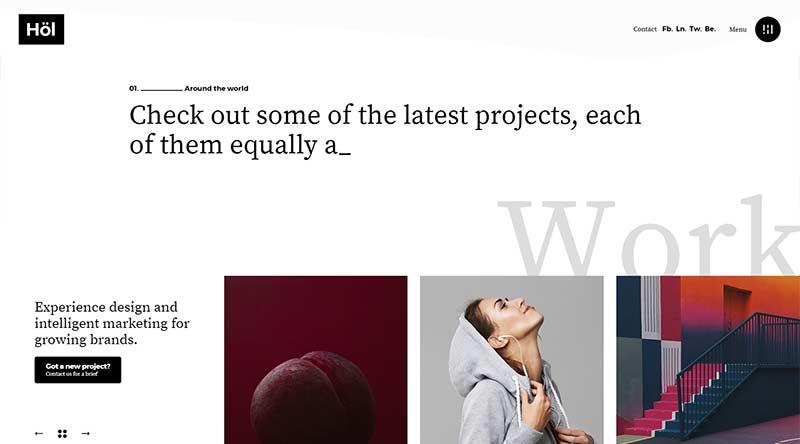 Holmes WordPress Theme