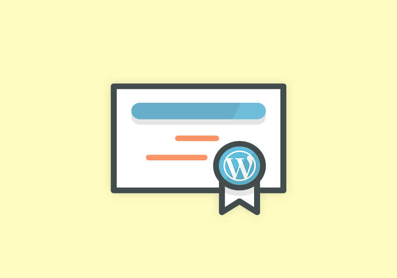 Is There an Official WordPress Certification
