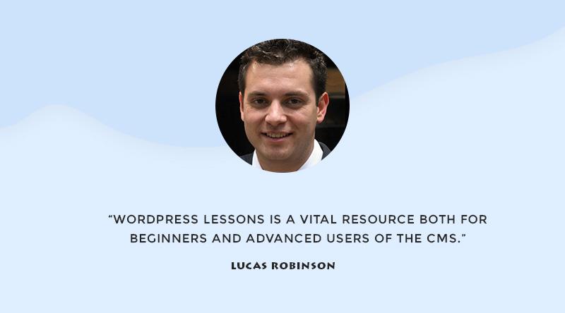 Lucas Robinson
