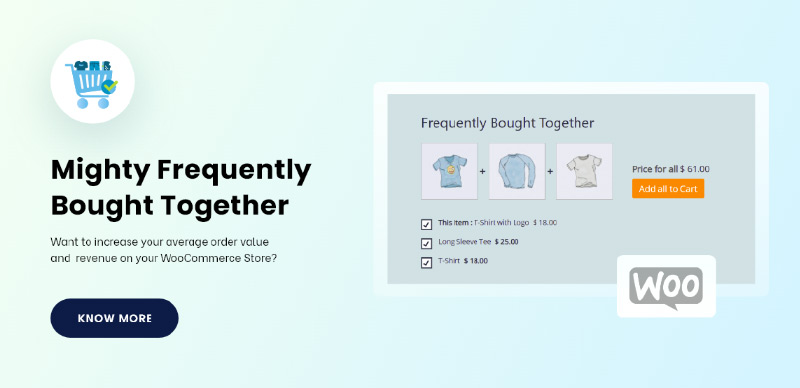 Mighty Frequently Bought Together
