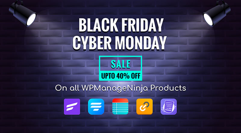 WP Manage Ninja discount