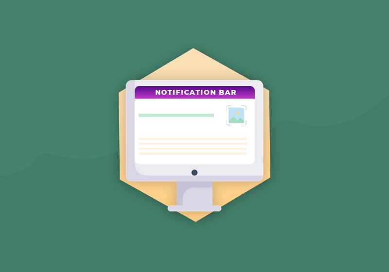 How to Set Up a WordPress Notification Bar in a Few Steps