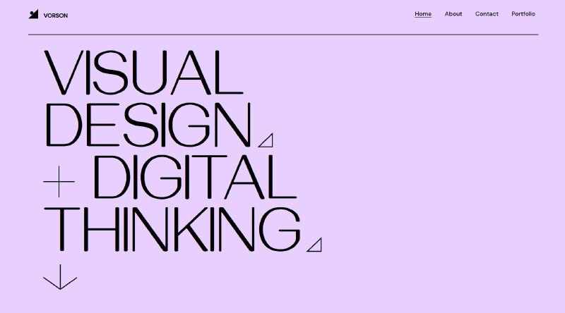 Qi Theme Typography