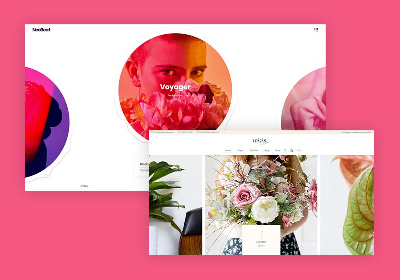 5 Pink WordPress Themes : Experience the Power of Pink