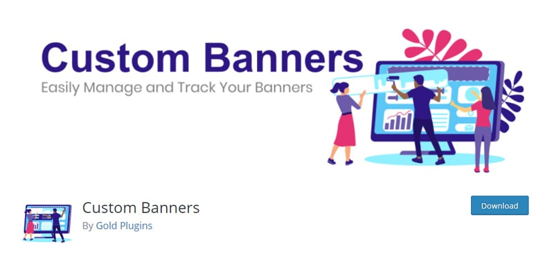 Custom Banners plugin