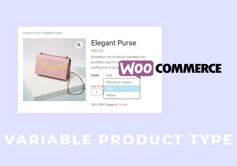 How to Create a WooCommerce Variable Product