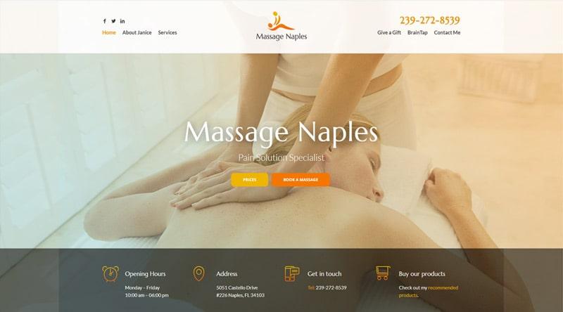 Massage Naples