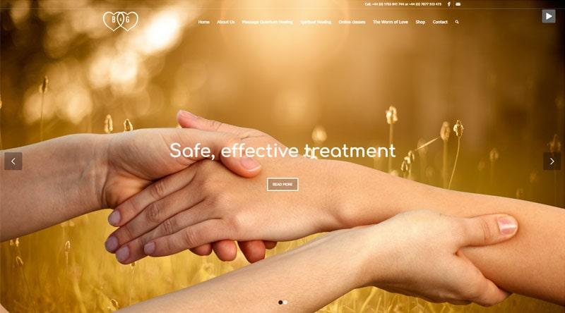 Massage Quantum Healing