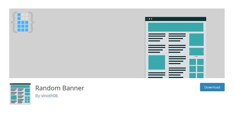 Random Banner plugin