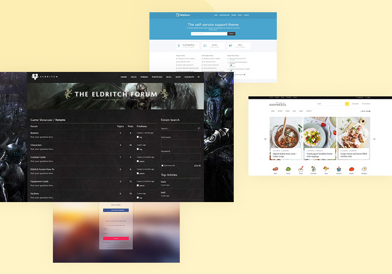 WordPress Community Themes Worth Having