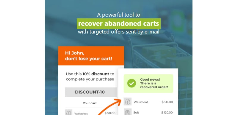 YITH Advanced Cart Recovery