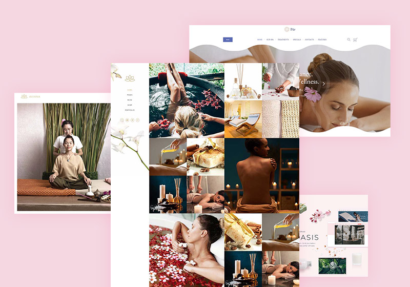 Best Massage WordPress Themes for Your Salon