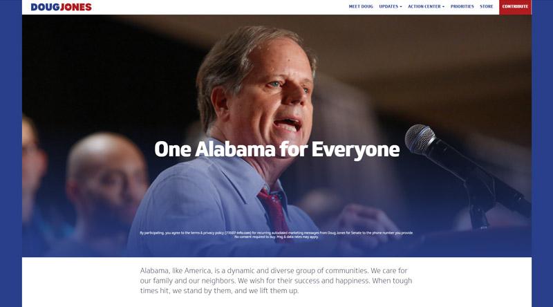 Doug Jones for Senate