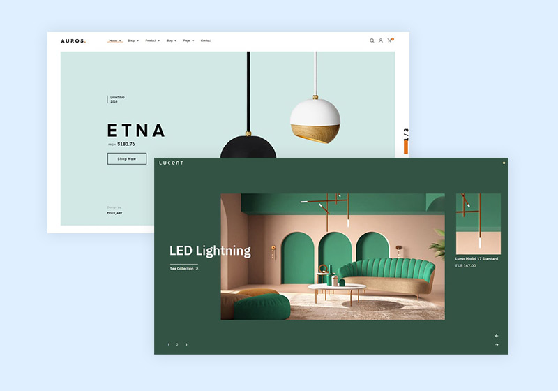 Lighting Shop WordPress Themes to Light up Your Site